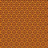 Teste padrão africano bonito Fotos de Stock Royalty Free
