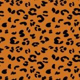 Teste padrão animal sem emenda para o projeto de matéria têxtil Imagem de Stock Royalty Free