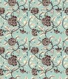 Teste padrão antigo decorativo sem emenda ilustração royalty free