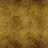 Teste padrão antigo do ouro Fotografia de Stock Royalty Free