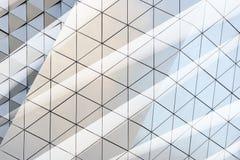 Teste padrão arquitectónico abstrato Imagem de Stock