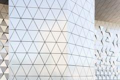 Teste padrão arquitectónico abstrato Imagem de Stock Royalty Free