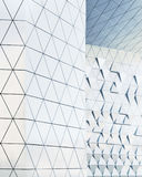 Teste padrão arquitectónico abstrato Fotografia de Stock