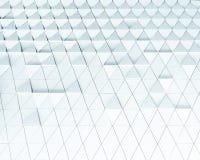 Teste padrão arquitectónico abstrato Fotografia de Stock Royalty Free