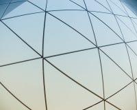 teste padrão arquitetónico do sumário da ilustração 3D Imagem de Stock