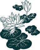 Teste padrão artístico chinês Imagens de Stock Royalty Free