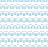 Teste padrão azul Imagem de Stock