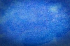 Teste padrão azul Fotografia de Stock Royalty Free
