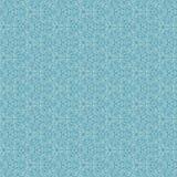 Teste padrão azul da neve Foto de Stock
