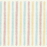 Teste padrão azul e branco das listras sem emenda Imagem de Stock