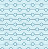 Teste padrão azul sem emenda Fotos de Stock