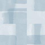 Teste padrão azul sem emenda ilustração royalty free