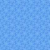 Teste padrão azul sem emenda com flores Foto de Stock