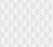 Teste padrão branco Fotos de Stock