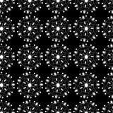 Teste padrão branco ilustração do vetor