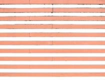 Teste padrão branco da parede foto de stock