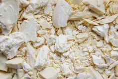 Teste padrão branco do chocolate Imagens de Stock