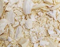 Teste padrão branco do chocolate Fotografia de Stock Royalty Free