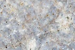 Teste padrão branco do granito fotografia de stock