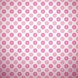 Teste padrão brilhante floral abstrato bonito Vetor ilustração royalty free