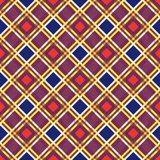 Teste padrão brilhante sem emenda diagonal ilustração do vetor
