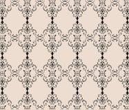 Teste padrão Britannic inglês do ornamento do estilo Ilustração Royalty Free