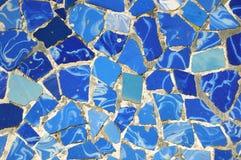 Teste padrão cerâmico, Barcelona Imagens de Stock Royalty Free