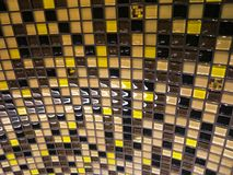Teste padrão Checkered Imagens de Stock Royalty Free