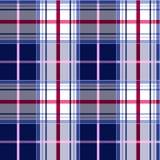 Teste padrão Checkered Fotografia de Stock