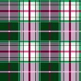 Teste padrão Checkered do tartan Imagem de Stock