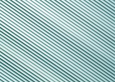 Teste padrão ciano da parede do armazém do metal da cor imagem de stock royalty free