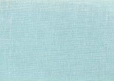 teste padrão ciano do algodão de matéria têxtil imagens de stock royalty free