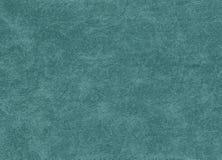 Teste padrão ciano do couro artificial da cor fotos de stock royalty free