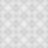 Teste padrão cinzento Foto de Stock