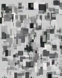 Teste padrão cinzento Fotografia de Stock