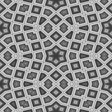 Teste padrão cinzento Imagens de Stock Royalty Free