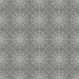 Teste padrão cinzento abstrato Fundo decorativo Fotografia de Stock Royalty Free
