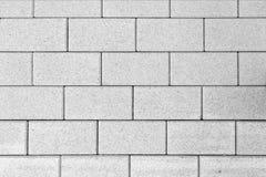 Teste padrão cinzento da pedra de pavimentação imagem de stock royalty free