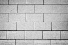Teste padrão cinzento da pedra de pavimentação imagens de stock
