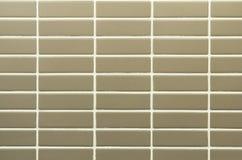 Teste padrão cinzento pequeno real do azulejo Imagem de Stock