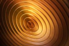 Teste padrão circular Fotografia de Stock Royalty Free