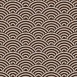 Teste padrão circular sem emenda Imagem de Stock Royalty Free