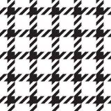 Teste padrão clássico da tartã ilustração stock