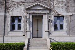 Teste padrão clássico do edifício Fotos de Stock Royalty Free
