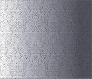 Teste padrão clássico do ornamento floral do estilo Ilustração do Vetor