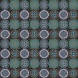 Teste padrão clássico do projeto de matéria têxtil Imagem de Stock Royalty Free