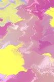 Teste padrão colorido Fotos de Stock