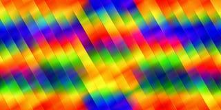 Teste padrão colorido abstrato Imagens de Stock Royalty Free
