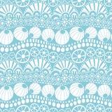 Teste padrão colorido abstrato da garatuja Teste padrão sem emenda tirado mão da garatuja para a matéria têxtil Imagens de Stock