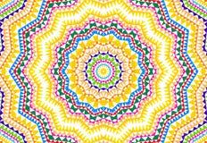 Teste padrão colorido abstrato dos triângulos Imagem de Stock Royalty Free